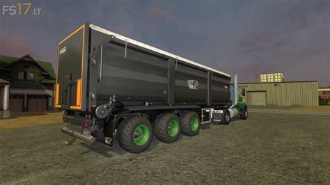 tandem kre sb 30 60 trailer mod for farming simulator kre bandit sb 30 60 attacher v 1 5 fs17 mods