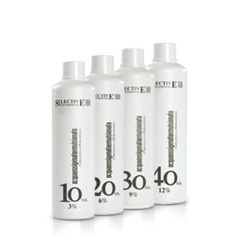 perossido di idrogeno alimentare selective acqua ossigenata emulsionata 20 volumi 6