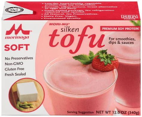 Morinaga Tofu Soft morinaga mori nu soft silken tofu 12 oz pack hy vee