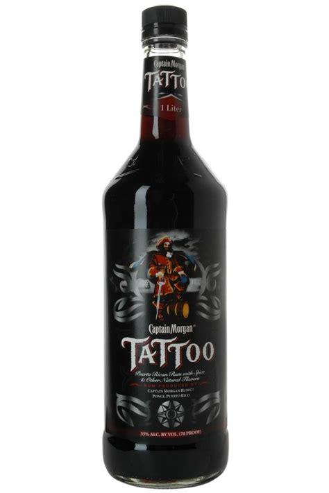 captain morgan tattoo captain haskell s