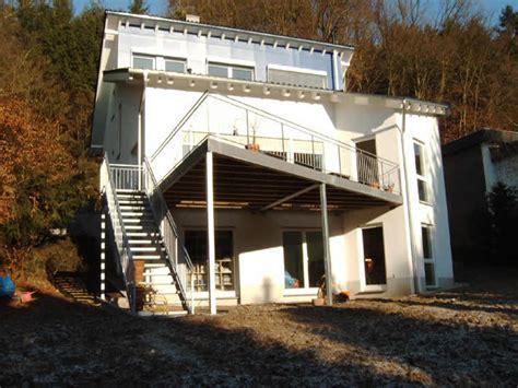 terrasse anbauen terassen schlosserei rodenbach de