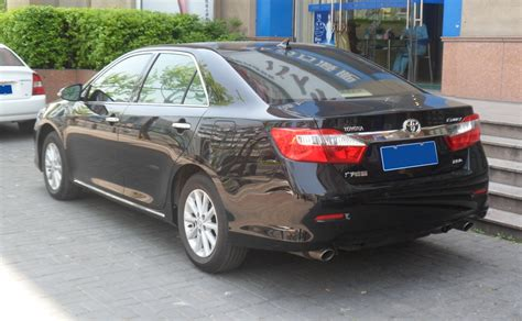 2012 Toyota Camry Horsepower 2012 Toyota Camry Vii Pictures Information And Specs