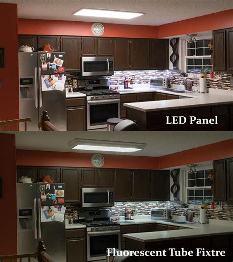 40w led ceiling light fixture l flush mount room led panel light 2x4 4 500 lumens 40w dimmable even