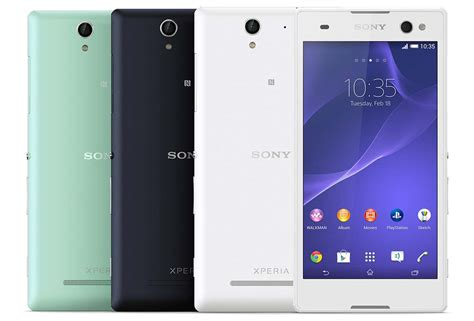 Hp Android Sony Xperia C3 sony xperia c3 d2533 price review specifications features pros cons