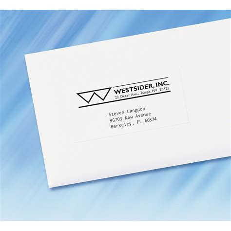 avery template 5351 avery white mailing labels ld products