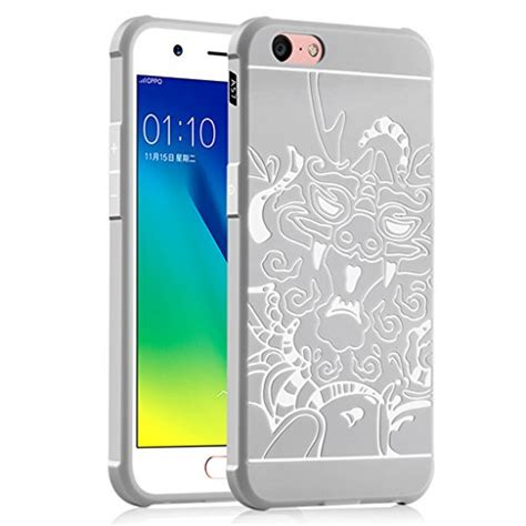 Oppo All Type oppo a57 personality patterns shockproof ultra thin soft silicone back cover for oppo