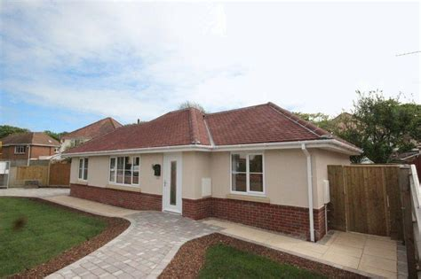 new homes bungalows 2 bedroom bungalow for sale in cranleigh road southbourne