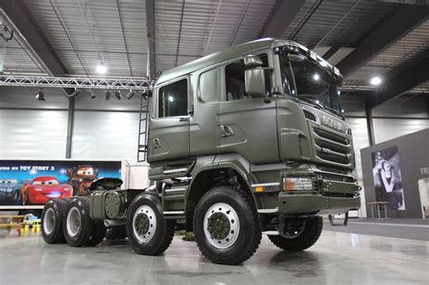 Scania R730 (Military vehicles)   Trucksplanet