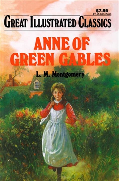 of green gables black white classics books of green gables great illustrated classics l m