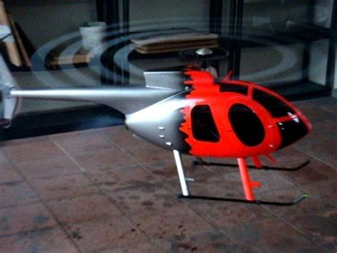 Lu Tembak Motor Tiger md 530f thunder tiger raptor 50 titan scale rotor and