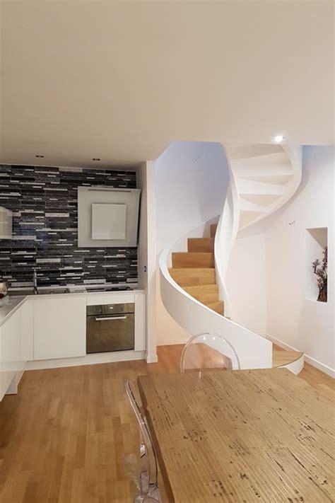 scala interna in legno scale elicoidali scale di pira