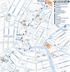 Buildings canals flower markets amsterdam top tourist attractions map