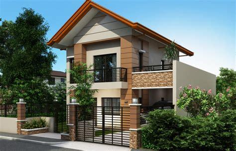 small house plans with second floor balcony แบบบ านสองช นหล งคาทรงจ ว ขนาดกำล งด ในร ปแบบร วมสม ย