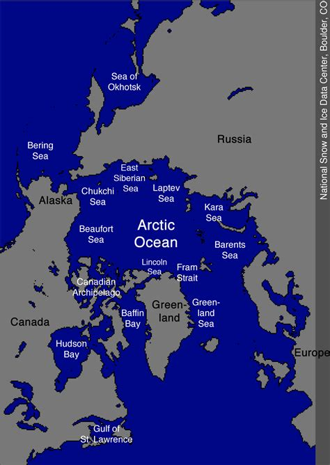 map of the sea map of the arctic arctic sea news and analysis