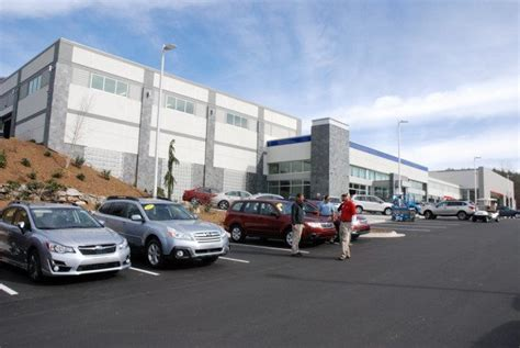 Subaru Of Boone Believing In Boone New Modern Toyota And Subaru To
