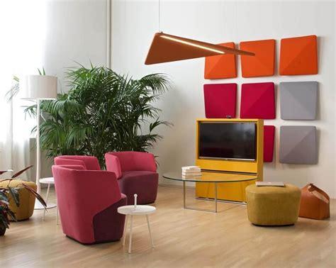 pannelli fonoassorbenti ufficio pannelli fonoassorbenti per uffici open space e sale