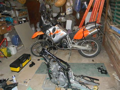 Ktm 640 Auto Decompressor by Just Another Ktm 640 Adventure Rebuild Adventure Rider