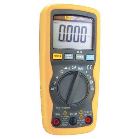 Multimeter Digital Di Surabaya di log dl9101 professional manual range digital multimeter