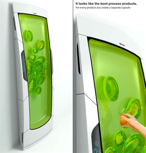 Space Saving Kitchen Gadgets by The Top 25 Entries Of Electrolux Design Lab 2010 Yanko