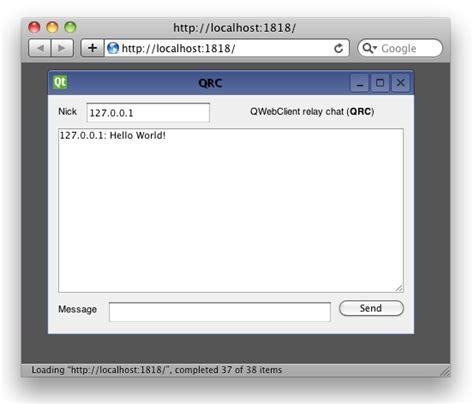 qt layout request source code qt gitorious org qt labs webclient