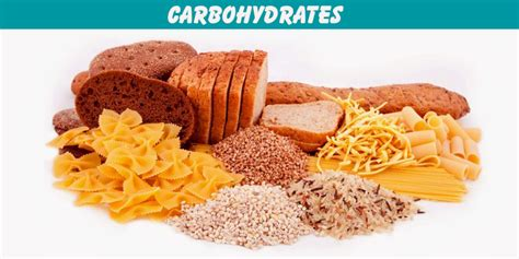 carbohydrates vitamins carbohydrates types functions sources of