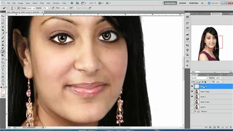Photoshop Tutorial In Hindi Full Episodes | photoshop hindi tutorial episode 8 portrait retouch and