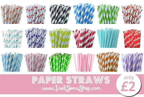 How To Make A Paper Straw - using paper straws
