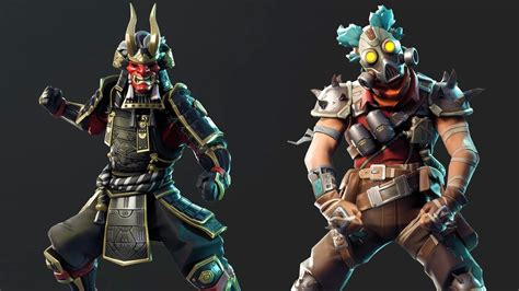 fortnite leaked skins leaked fortnite cosmetics from update v6 21 nov 1
