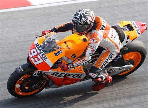 prossimi test motogp motogp marc marquez fratturato salta i prossimi test