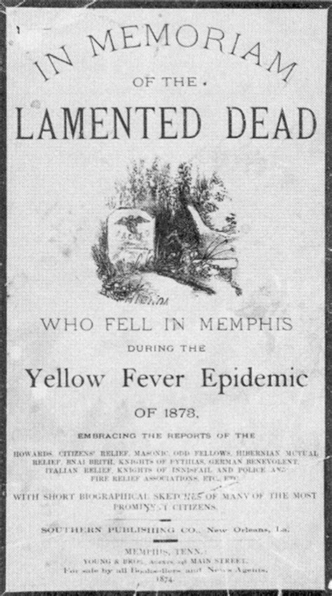 Yellow Fever Epidemic Of 1793 Also Search For Yellow Fever Epidemic Historical Moments