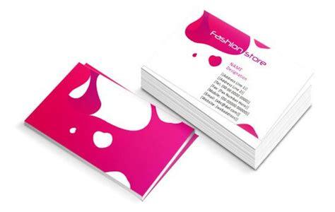 Cloth Visiting Card Design