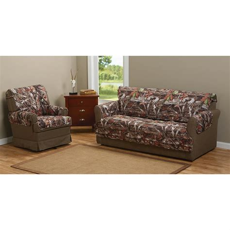 Camo Sofa And Loveseat by Camo Sofa And Loveseat Mossy Oak Up Infinity Camo