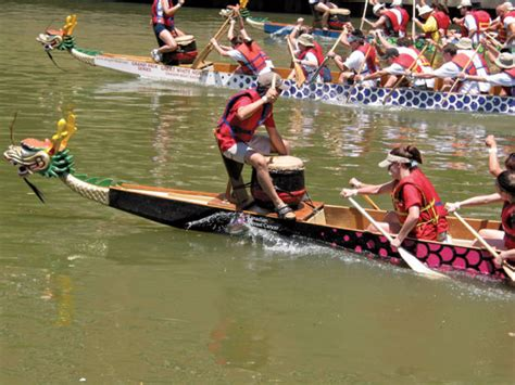 dragon boat racing houston dragon boat racing on the rise