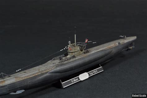 u boat type viic u 552 u boat type vii c u 552 rebel scale