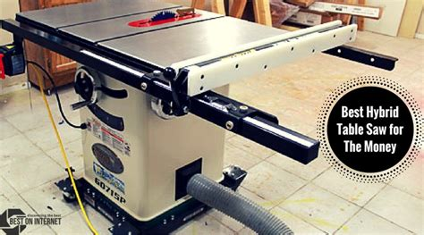 Best Table Saw For The Money by Best Hybrid Table Saw For The Money