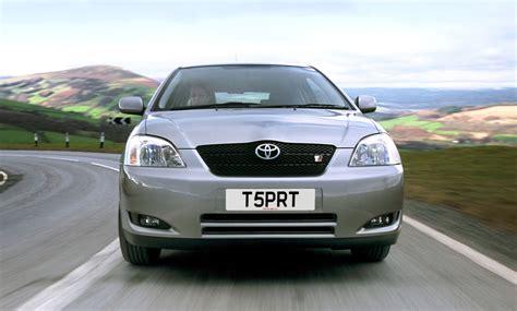Toyota Corolla T Sport 2002 2002 Toyota Corolla T Sport Picture 76986