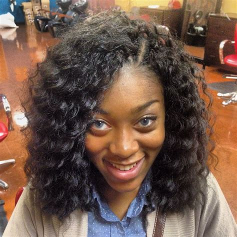curly latch hook braids hair crochet braids latch stitch weaving by takeisha at a