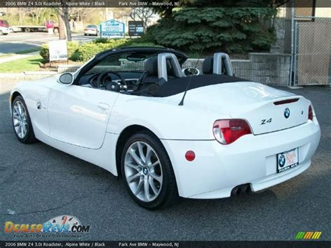 bmw z4 3 0i bmw z4 3 0i 2006 technical specifications interior and