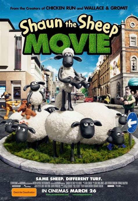 film cartoon shaun the sheep shaun the sheep movie poster teaser trailer