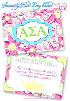 bid day card sorority template maker 1000 images about bid day cards on zeta tau