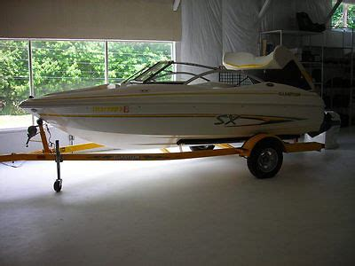ft glastron boats  sale