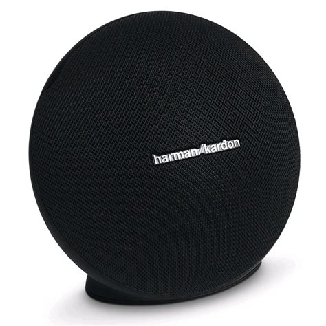 Speaker Bluetooth Kardon harman kardon onyx mini portable bluetooth speaker black