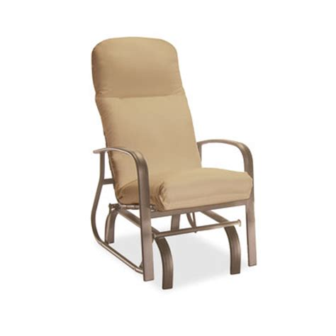 Glider Patio Chair Patio Glider Chair Telescope Casual Cape May Sling Patio Supreme Swivel Glider Dining Arm
