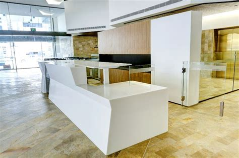 Stand Up Reception Desk Hi Lo Sit Stand Reception Desk Designed Manufactured By Burgtec Hbf Health Project Sit