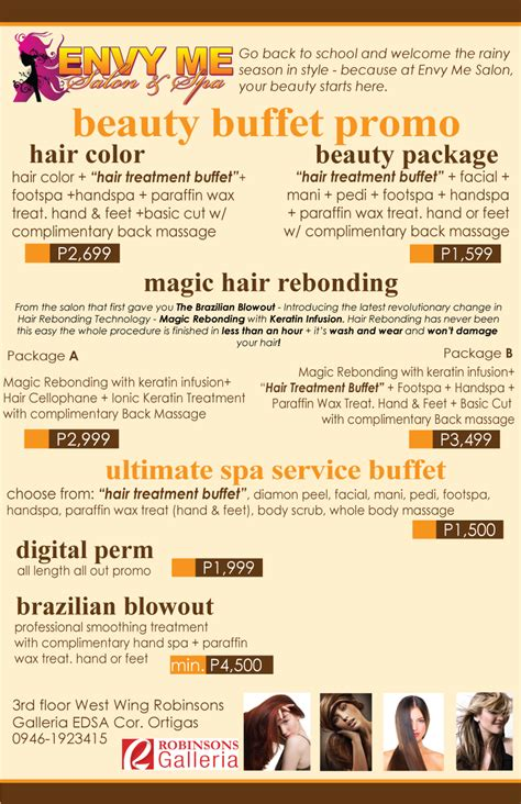 philippine hairstylist in uk pricelist hair salon redcliffe presented by vicki39s