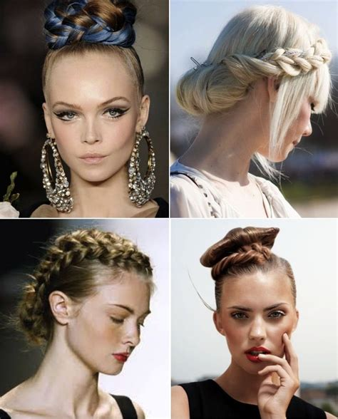 hairstyles on pinterest 42 pins braided hairstyles braids pins knots buns
