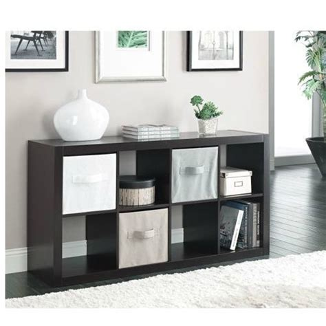 cube room organizer better homes and gardens furniture 8 cube room organizer storage divid