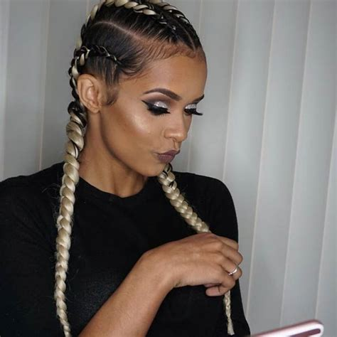 hairstyles without braids best 25 ghana braids ideas on pinterest black braids