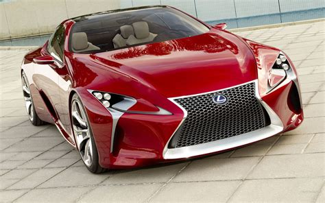 lexus cars red omg i m obsessed candy red lexus lfa red