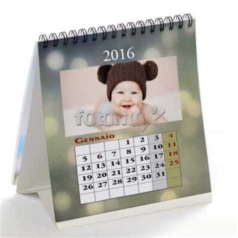 calendario da tavolo con foto calendari da tavolo personalizzati con foto sta di